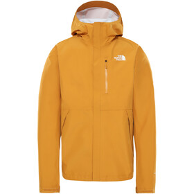 The North Face Dryzzle FutureLight Chaqueta Hombre, citrine yellow